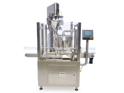 Muti-station Powder Bottle Filling Machine