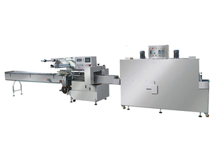 Shrinkage Horizontal Packing Machine-SPB4545