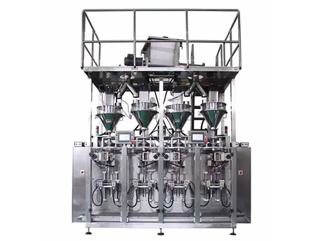 Multi-lane Sachet Packaging Machine-spml-240f