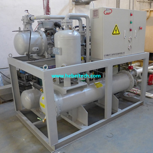 Flooded Refrigerator Cooling System Palm Oil Shortening Vegetable Ghee Margarine Processing Line Making Machine China Manufacture